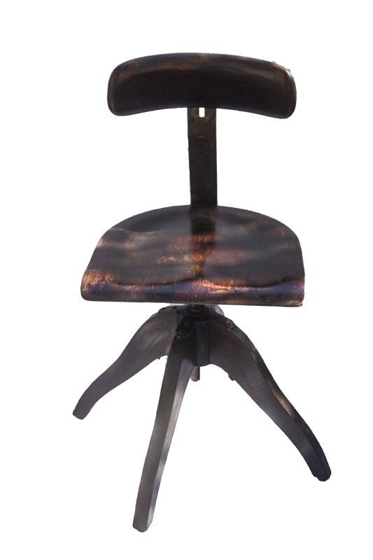 krzeslo sygnowane Bauhaus ANTYKI i Pizdryki Rzeczy z duszą