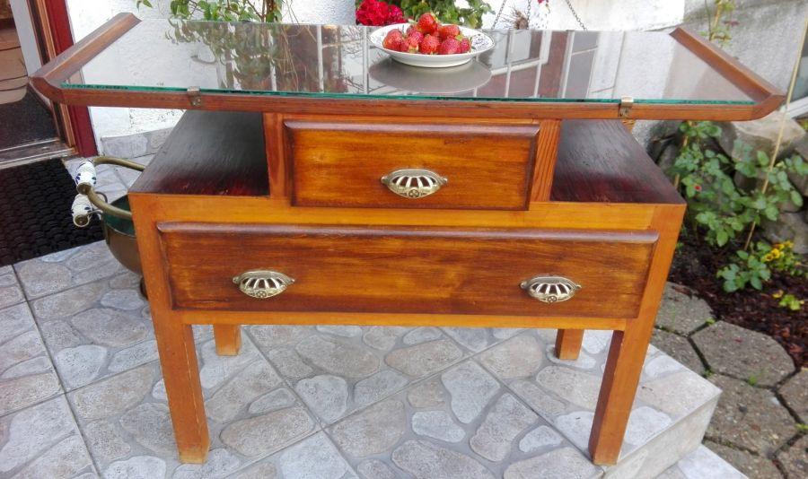 Zaawansowane szafka Art Deco - ANTYKI i Pizdryki - Rzeczy z duszą PC28
